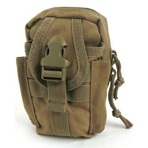 多機能 MO LLEバッグ 対応防水布使用ポーチ BP061YN コヨーテ ブラウン ファッション バッグ ウエストバッグ レビュー投稿で次回使える2000円クーポン全員にプレゼント
