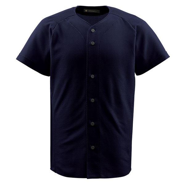 【送料無料】デサント(DESCENTE) フルオープンシャツ (野球) DB1010 ブラック L スポーツ・レジャー スポーツ用品・スポーツウェア 野球用品 ベースボールシャツ レビュー投稿で次回使える2000円クーポン全員にプレゼント