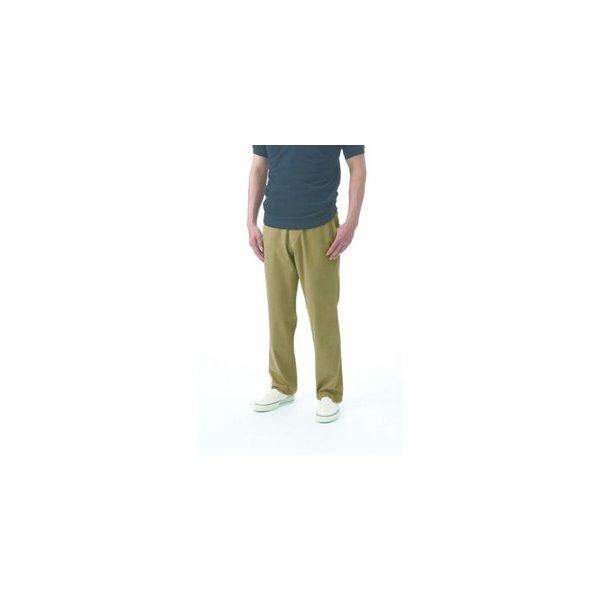 【送料無料】【 メンズ/パンツ /ビジカジ 】 カーキトラウザーズ 36(92cm) ファッション ボトムス パンツ メンズ レビュー投稿で次回使える2000円クーポン全員にプレゼント