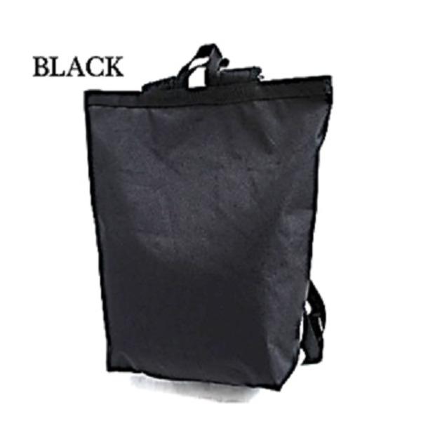 【送料無料】水に強い防水加工 布使用リュックサックなるトートバッグ BR066YN ブラック ファッション バッグ トートバッグ その他のトートバッグ レビュー投稿で次回使える2000円クーポン全員にプレゼント