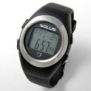 【送料無料】SOLUS(ソーラス)ハートレートウォッチ 心拍計測 01-800-201/ブラック ファッション 腕時計 その他の腕時計 レビュー投稿で次回使える2000円クーポン全員にプレゼント