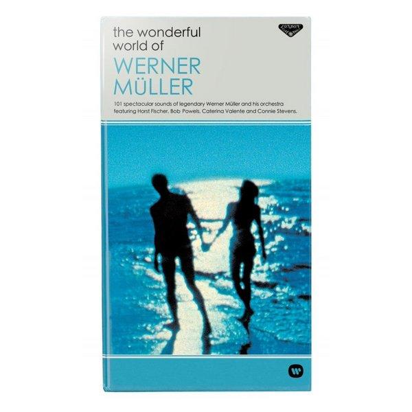 5000円以上送料無料 ウェルナー・ミューラーの素晴らしき世界(CD4枚組) ホビー・エトセトラ 音楽・楽器 CD・DVD レビュー投稿で次回使える2000円クーポン全員にプレゼント