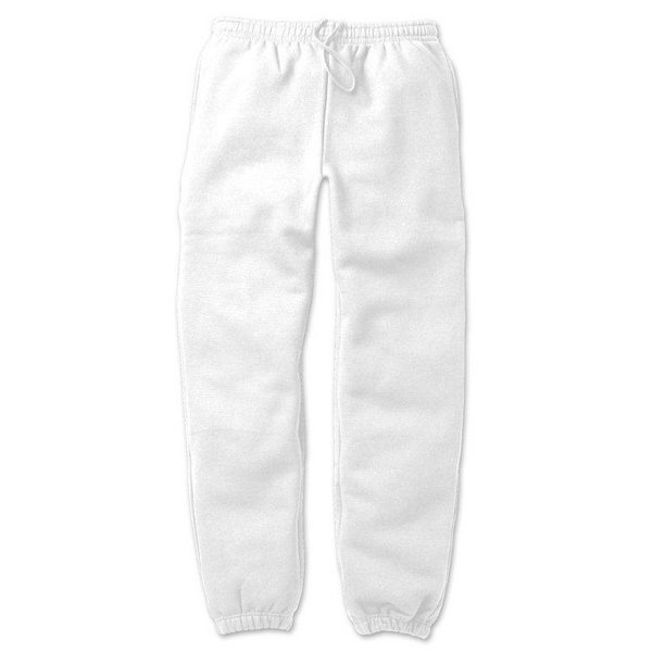 10000円以上送料無料 12.4ozヘビーウェイト裏起毛パンツ 7211 ホワイト XLサイズ ファッション ボトムス パンツ スウェットショーツ・スウェットパンツ レビュー投稿で次回使える2000円クーポン全員にプレゼント