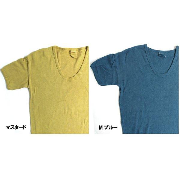 10000円以上送料無料 東ドイツタイプ Uネック Tシャツ JT039YD M ブルー サイズ5 【 レプリカ 】 ホビー・エトセトラ ミリタリー ウェア レビュー投稿で次回使える2000円クーポン全員にプレゼント