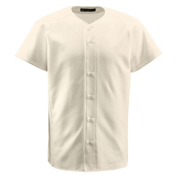 【送料無料】デサント(DESCENTE) フルオープンシャツ (野球) DB1011 Sアイボ L スポーツ・レジャー スポーツ用品・スポーツウェア 野球用品 ベースボールシャツ レビュー投稿で次回使える2000円クーポン全員にプレゼント