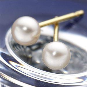 K18ベビーパールピアス 218706 (あこや真珠) ファッション ピアス・イヤリング その他のピアス・イヤリング レビュー投稿で次回使える2000円クーポン全員にプレゼント