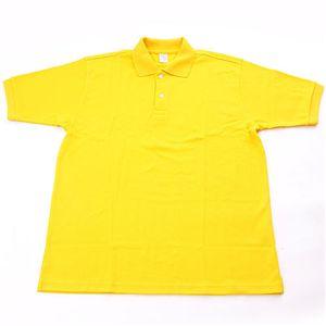 10000円以上送料無料 ドライメッシュアクティブ半袖ポロシャツ イエロー L ファッション トップス ポロシャツ その他のポロシャツ レビュー投稿で次回使える2000円クーポン全員にプレゼント