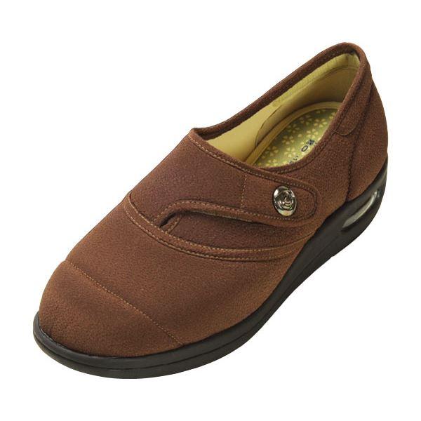 【送料無料】マリアンヌ製靴 彩彩~ちりめん~ W1100 婦人用 /23.5cm ブラウン ファッション 靴・シューズ その他の靴・シューズ レビュー投稿で次回使える2000円クーポン全員にプレゼント