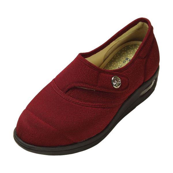 【送料無料】マリアンヌ製靴 彩彩~ちりめん~ W1100 婦人用 /23.0cm あずき ファッション 靴・シューズ その他の靴・シューズ レビュー投稿で次回使える2000円クーポン全員にプレゼント