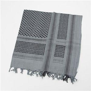 【送料無料】綿100%アラブスカーデッドストック ブルー×ブラック ファッション その他のファッション レビュー投稿で次回使える2000円クーポン全員にプレゼント