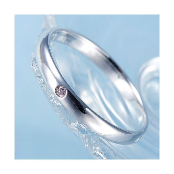 ピンクダイヤリング 指輪 サザンクロスリング 17号 ファッション リング・指輪 天然石 ダイヤモンド レビュー投稿で次回使える2000円クーポン全員にプレゼント