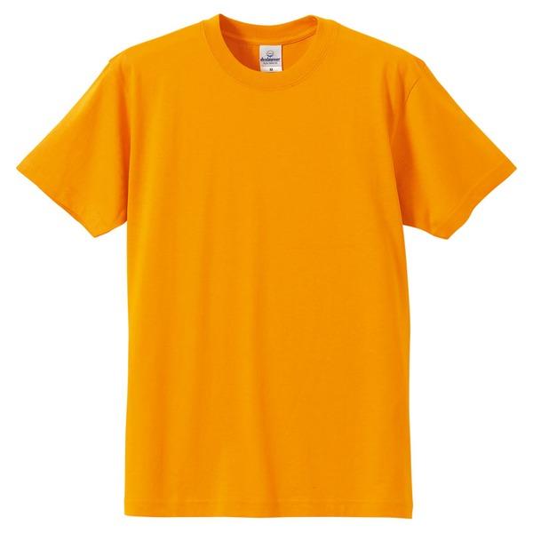 Tシャツ CB5806 ゴールド XLサイズ 【 5枚セット 】 ファッション トップス Tシャツ 半袖Tシャツ レビュー投稿で次回使える2000円クーポン全員にプレゼント