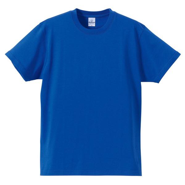 Tシャツ CB5806 ロイヤルブルー XLサイズ 【 5枚セット 】 ファッション トップス Tシャツ 半袖Tシャツ レビュー投稿で次回使える2000円クーポン全員にプレゼント