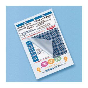 10000円以上送料無料 (まとめ)サンワサプライ 貼り直しができる目隠しシール(2面付) JP-HKSEC11【×5セット】 AV・デジモノ その他のAV・デジモノ レビュー投稿で次回使える2000円クーポン全員にプレゼント