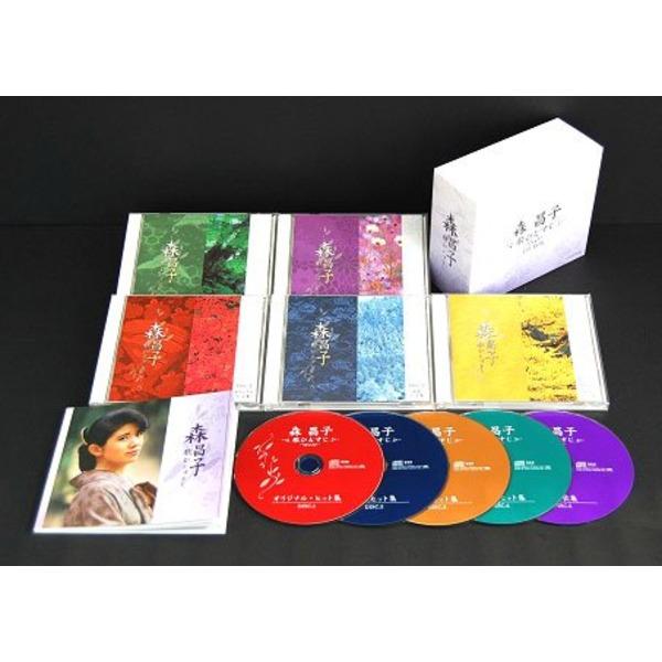 10000円以上送料無料 森昌子~歌ひとすじ~ CD5枚組 ホビー・エトセトラ 音楽・楽器 CD・DVD レビュー投稿で次回使える2000円クーポン全員にプレゼント