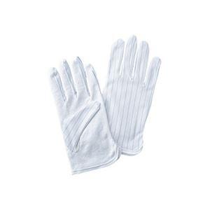 (まとめ)サンワサプライ 静電気防止手袋(滑り止め付き) TK-SE12M【×10セット】 AV・デジモノ その他のAV・デジモノ レビュー投稿で次回使える2000円クーポン全員にプレゼント