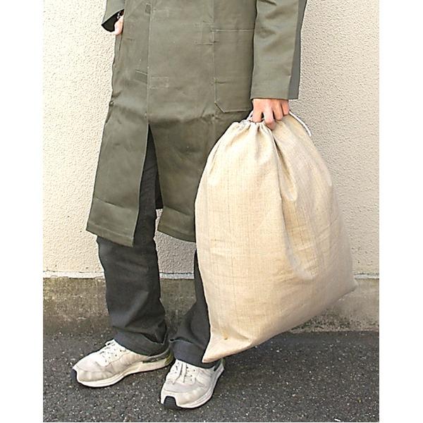10000円以上送料無料 イタリア軍放出 ランドリーバッグ リネン未使用デットストック ホビー・エトセトラ ミリタリー ポーチ・バッグ レビュー投稿で次回使える2000円クーポン全員にプレゼント