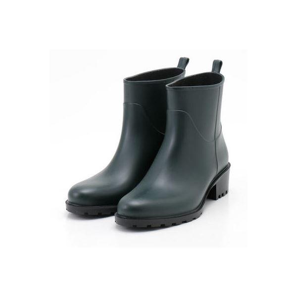 10000円以上送料無料 PATERNAZZI イタリア製ショートレインブーツ GREEN (グリーン) 38サイズ 約24cm ファッション 靴・シューズ レインブーツ その他のレインブーツ レビュー投稿で次回使える2000円クーポン全員にプレゼント
