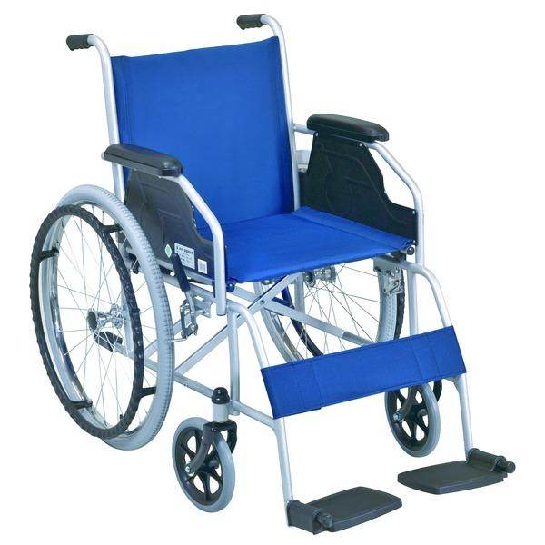 5000円以上送料無料 テイコブ標準型車いす ダイエット・健康 健康器具 車椅子 レビュー投稿で次回使える2000円クーポン全員にプレゼント