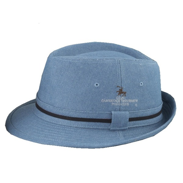 (C・U・P・C) デニム Dandy チロルハット (ブルー ) ファッション 帽子・キャップ・ハット レディース帽子 レビュー投稿で次回使える2000円クーポン全員にプレゼント