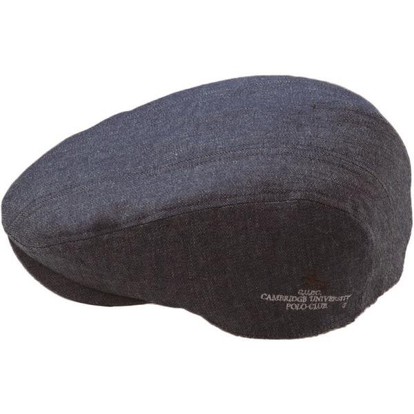 10000円以上送料無料 (C・U・P・C) デニム Dandy / ハンチング(ネイビー) ファッション 帽子・キャップ・ハット レディース帽子 レビュー投稿で次回使える2000円クーポン全員にプレゼント