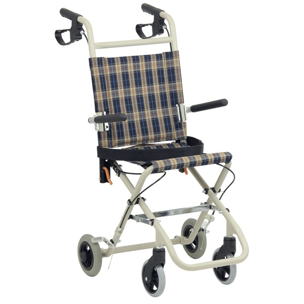 5000円以上送料無料 テイコブアルミ製コンパクト介助車 ダイエット・健康 健康器具 車椅子 レビュー投稿で次回使える2000円クーポン全員にプレゼント