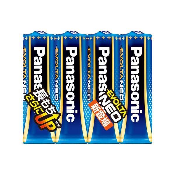 10000円以上送料無料 (業務用20セット) Panasonic 乾電池エボルタネオ単3形 4本入 LR6NJ/4SE 家電 電池・充電池 レビュー投稿で次回使える2000円クーポン全員にプレゼント