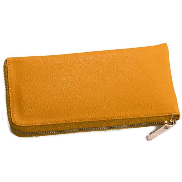 10000円以上送料無料 キュートなクラッチバッグL型ウォレット(イエロー) ファッション 財布・キーケース・カードケース 財布 その他の財布 レビュー投稿で次回使える2000円クーポン全員にプレゼント