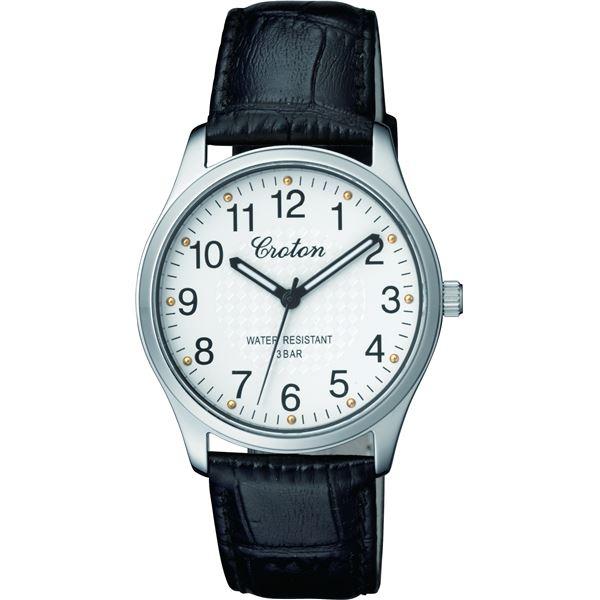 5000円以上送料無料 CROTON(クロトン) 腕時計 3針 RT-157M-3 ファッション 腕時計 その他の腕時計 レビュー投稿で次回使える2000円クーポン全員にプレゼント