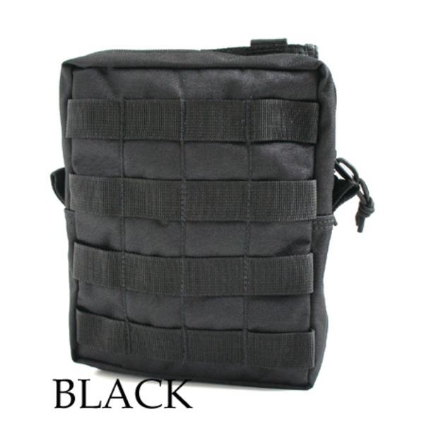 BP092YNモール対応防水布使用オペレーション ウェストポーチ ブラック ファッション バッグ ウエストバッグ レビュー投稿で次回使える2000円クーポン全員にプレゼント