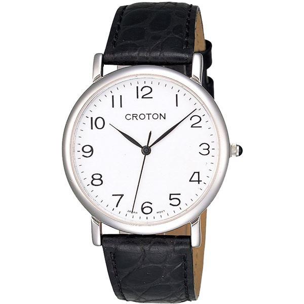 5000円以上送料無料 CROTON(クロトン)  腕時計 3針 RT-125M-3 ファッション 腕時計 その他の腕時計 レビュー投稿で次回使える2000円クーポン全員にプレゼント