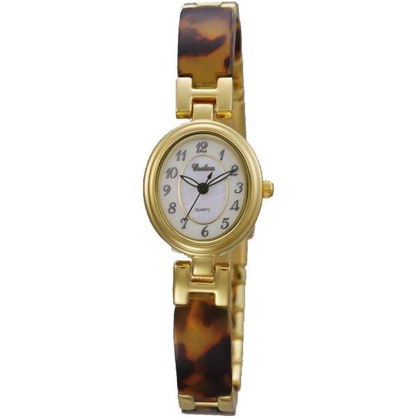 5000円以上送料無料 CROTON(クロトン) 腕時計 3針 オーバル シェル文字盤 RT-150L-4 ファッション 腕時計 その他の腕時計 レビュー投稿で次回使える2000円クーポン全員にプレゼント