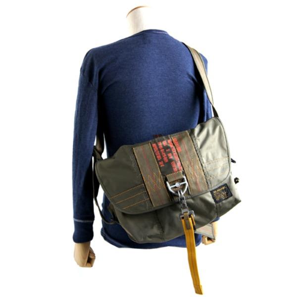 【送料無料】フライングボディーパラシュートマセットバッグ オリーブ ファッション バッグ メッセンジャーバッグ レビュー投稿で次回使える2000円クーポン全員にプレゼント