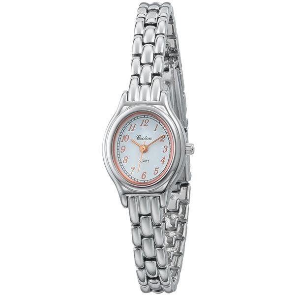 5000円以上送料無料 CROTON(クロトン) 腕時計 3針 オーバル RT-155L-7 ファッション 腕時計 その他の腕時計 レビュー投稿で次回使える2000円クーポン全員にプレゼント