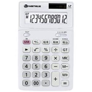 5000円以上送料無料 (業務用5セット) ジョインテックス 中型電卓 ホワイト5台 K071J-5 生活用品・インテリア・雑貨 文具・オフィス用品 電卓 レビュー投稿で次回使える2000円クーポン全員にプレゼント