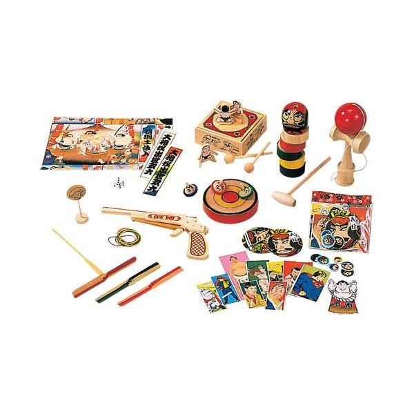 DLM 昔なつかし遊具セット1(男性用)EE180 ホビー・エトセトラ おもちゃ その他のおもちゃ レビュー投稿で次回使える2000円クーポン全員にプレゼント