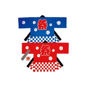 タカ印 祭袢天 市松 赤 大人M ホビー・エトセトラ おもちゃ スポーツ玩具・レクリエーション レビュー投稿で次回使える2000円クーポン全員にプレゼント