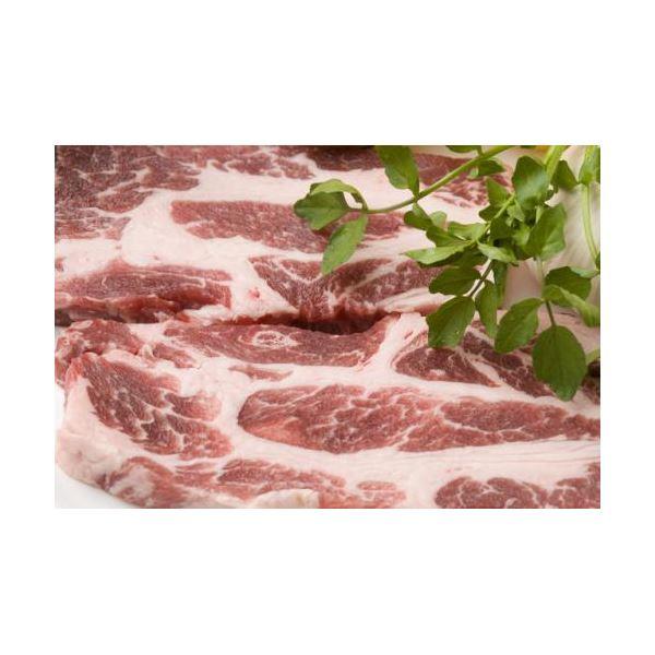 イベリコ豚肩ロースステーキ 1kg【代引不可】 フード・ドリンク・スイーツ 肉類 その他の肉類 レビュー投稿で次回使える2000円クーポン全員にプレゼント