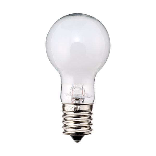 【送料無料】(まとめ) TANOSEE ミニクリプトン電球 60W形 E17口金 ホワイトタイプ 1パック(6個) 【×3セット】 家電 電球 その他の電球 レビュー投稿で次回使える2000円クーポン全員にプレゼント