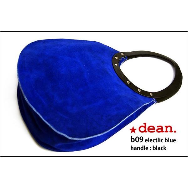 10000円以上送料無料 ★dean(ディーン) machine stitch tear-drop ショルダーバッグ elctlic blue(青) ファッション バッグ ショルダーバッグ その他のショルダーバッグ レビュー投稿で次回使える2000円クーポン全員にプレゼント