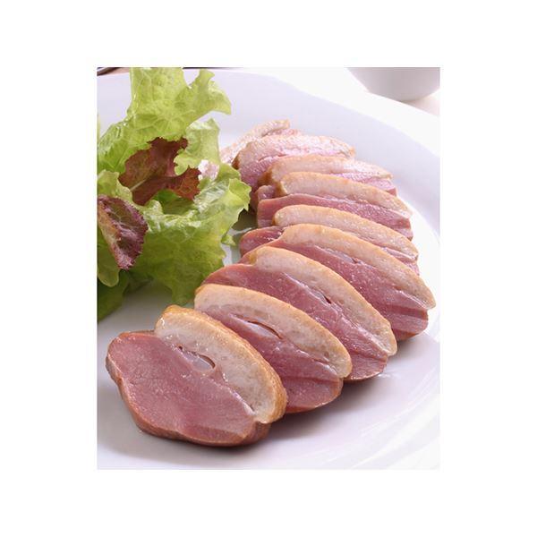【送料無料】合鴨ローススモーク 1kg【代引不可】 フード・ドリンク・スイーツ 肉類 その他の肉類 レビュー投稿で次回使える2000円クーポン全員にプレゼント