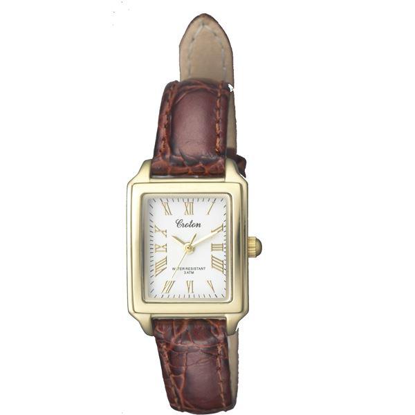 5000円以上送料無料 CROTON(クロトン) 腕時計 3針 日本製 RT-158L-B ファッション 腕時計 その他の腕時計 レビュー投稿で次回使える2000円クーポン全員にプレゼント