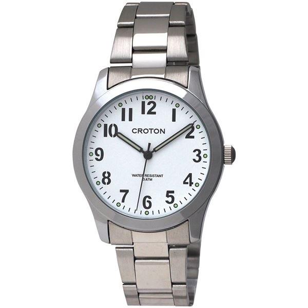 5000円以上送料無料 CROTON(クロトン) 腕時計 3針 日本製 RT-168M-C ファッション 腕時計 その他の腕時計 レビュー投稿で次回使える2000円クーポン全員にプレゼント
