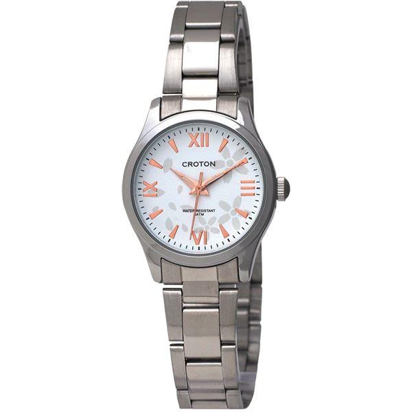 5000円以上送料無料 CROTON(クロトン) 腕時計 3針 日本製 RT-168L-E ファッション 腕時計 その他の腕時計 レビュー投稿で次回使える2000円クーポン全員にプレゼント