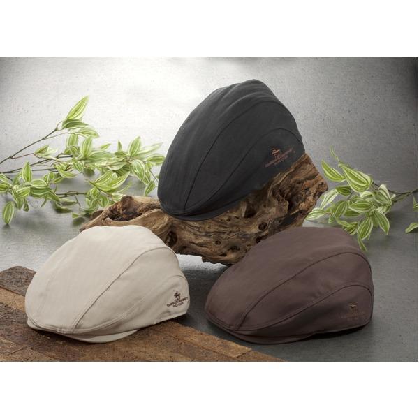 10000円以上送料無料 POLOCLUB ダンディ・ハンチング(ブラック) ファッション 帽子・キャップ・ハット レディース帽子 レビュー投稿で次回使える2000円クーポン全員にプレゼント