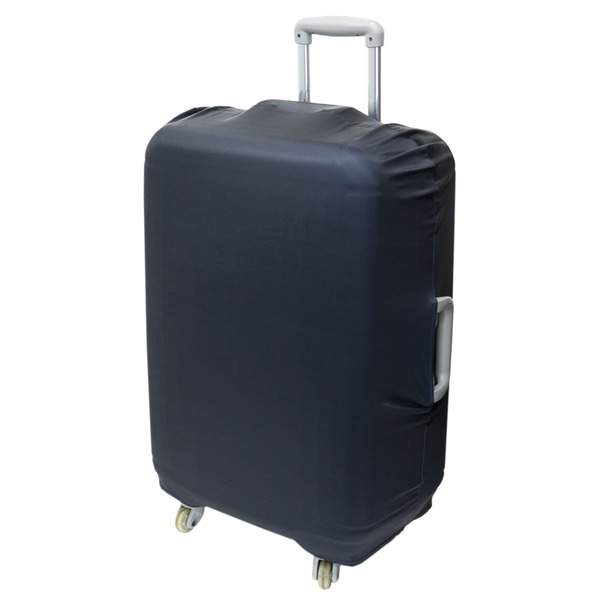 10000円以上送料無料 ミヨシ スーツケースカバー スタンダードカラータイプ MBZ-SCL3/BK ブラック ファッション バッグ スーツケース・トラベルケース レビュー投稿で次回使える2000円クーポン全員にプレゼント