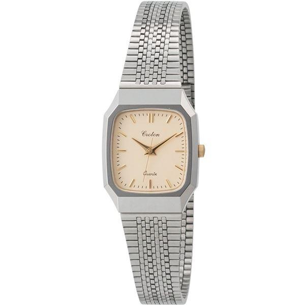 5000円以上送料無料 CROTON(クロトン) 腕時計 3針 日本製 RT-167L-02 ファッション 腕時計 その他の腕時計 レビュー投稿で次回使える2000円クーポン全員にプレゼント