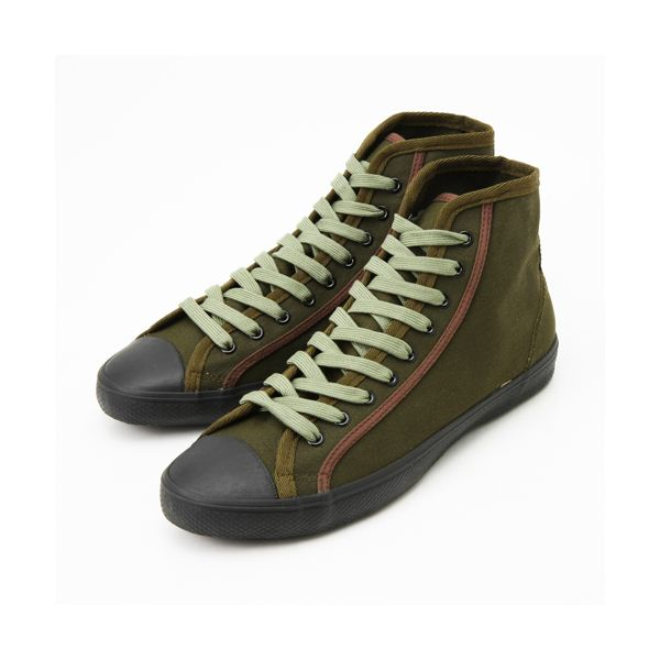 1945アメリカ海軍 (米軍 )コーラルシューズ レプリカ オリーブ10W(29cm) ホビー・エトセトラ ミリタリー ブーツ・靴 レビュー投稿で次回使える2000円クーポン全員にプレゼント