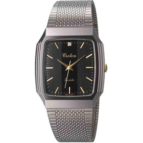 5000円以上送料無料 CROTON(クロトン) 腕時計 3針 日本製 RT-148M-7 ファッション 腕時計 その他の腕時計 レビュー投稿で次回使える2000円クーポン全員にプレゼント