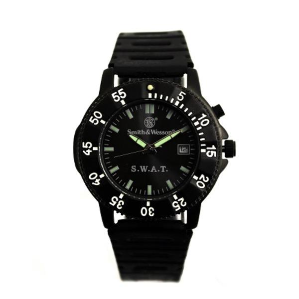 5000円以上送料無料 S Mith & We SSon ミリタリー&タクティカルウォッチ 「 S.W.A.T」(スワット) GT SW6624 ラバーベルト ファッション 腕時計 メンズ(男性) レビュー投稿で次回使える2000円クーポン全員にプレゼント
